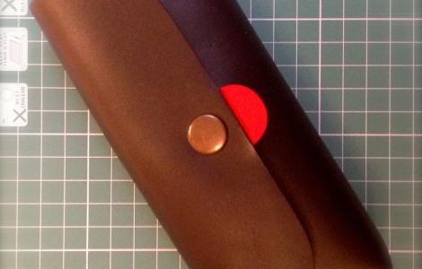 Пенал-очечница - Вид спереди