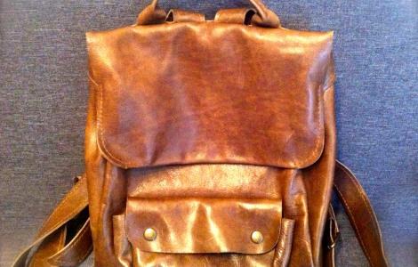 Рюкзак - Вид спереди