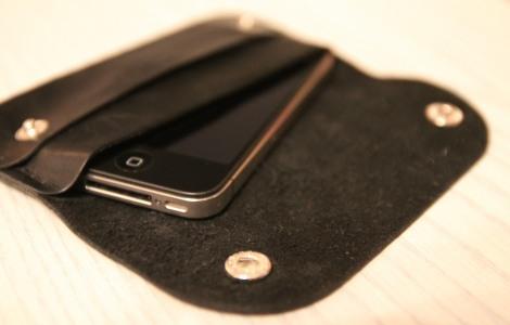 Чехол для телефона - В открытом виде