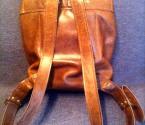Рюкзак - Вид сзади