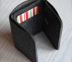 Портмоне тройного сложения (Tri-fold) -