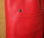 Женская сумка - Вид сбоку